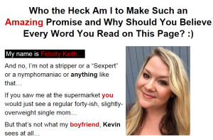Felicity Keith's Language of Desire