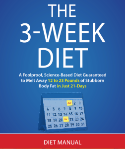 3 week dieting guide