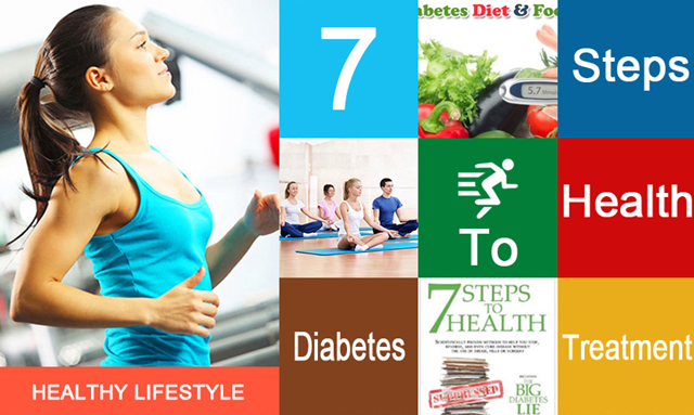 7 Steps to Health and the Big Diabetes Lie Guide