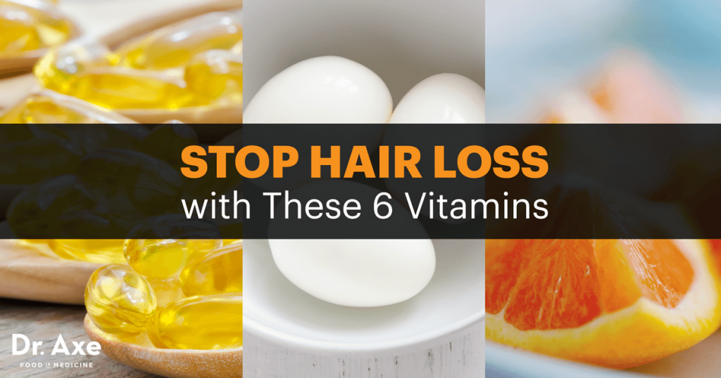 hair vitamins for hair loss